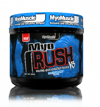 MyoRUSH V3 Ultra Concentrate Preworkout 561g